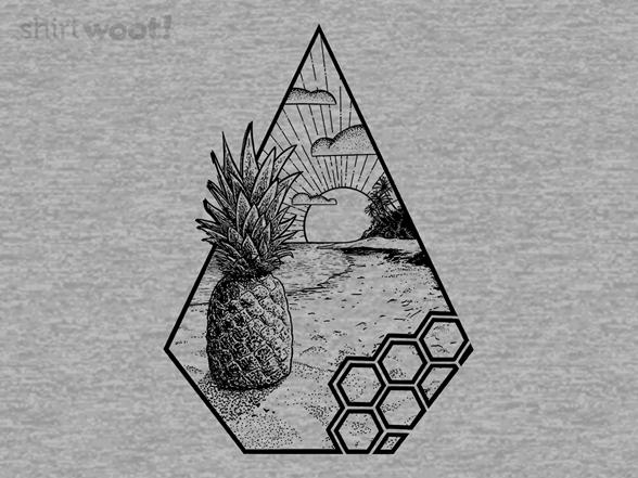 Sunny Pineapple T Shirt