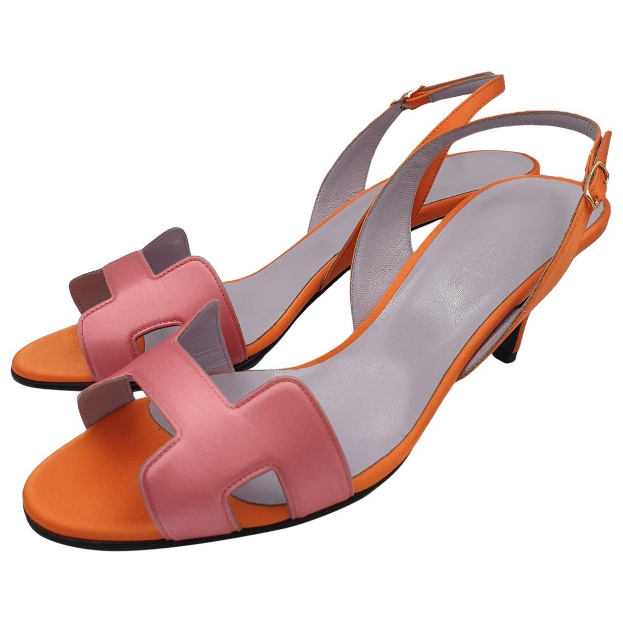 Sandalias de Lona Hermes