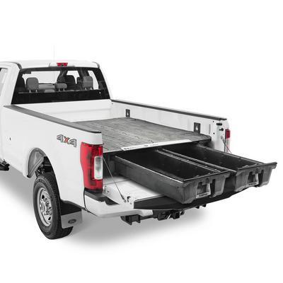 Decked Truck Bed Organizer Storage System (8' Bed) - DS5