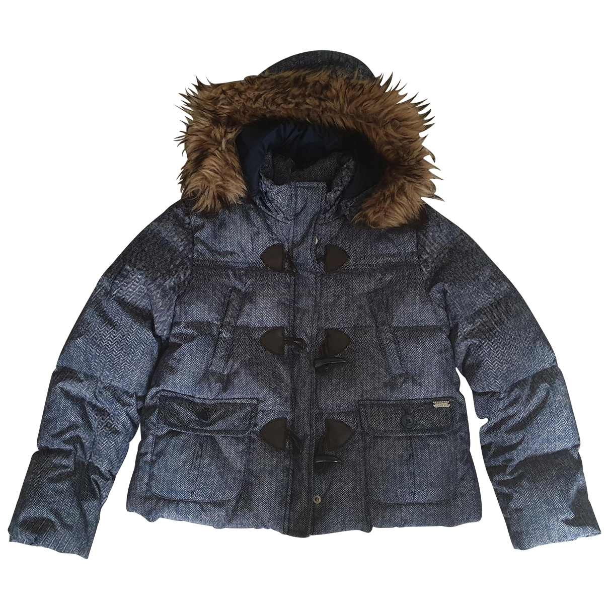 Non Signé / Unsigned \N Blue jacket & coat for Kids 8 years - up to 128cm FR