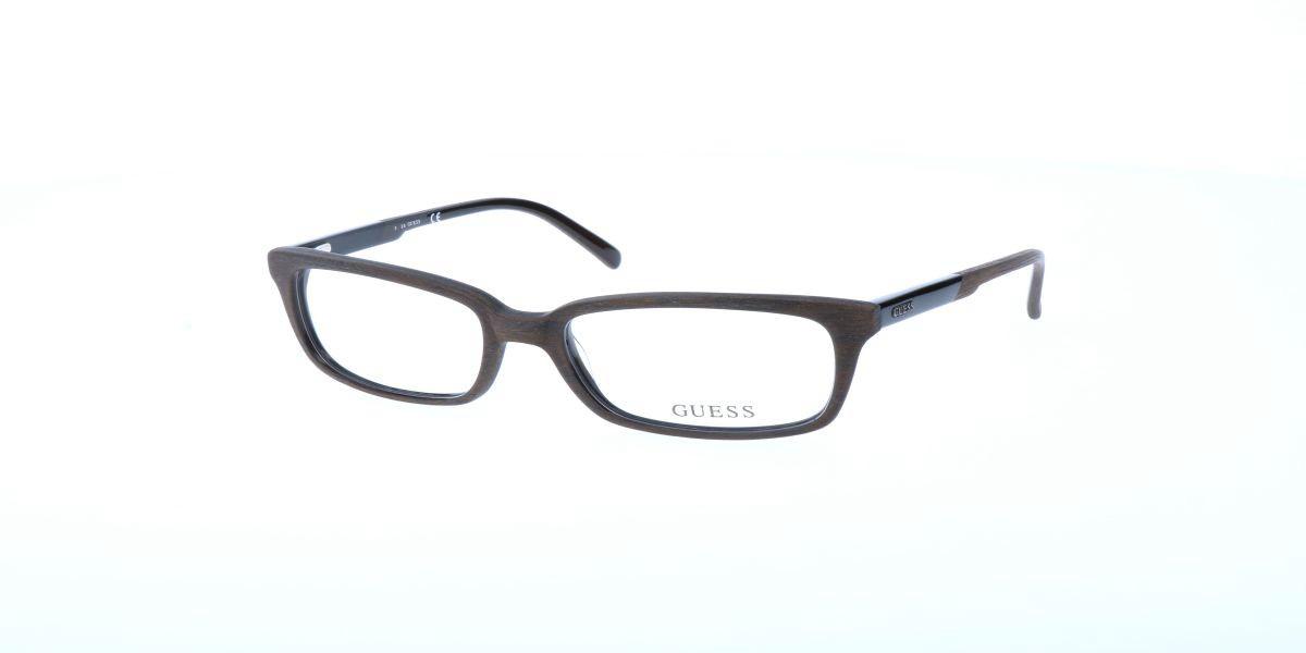 Guess GU 1846 048 Men's Glasses Multicolor Size 54 - Free Lenses - HSA/FSA Insurance - Blue Light Block Available