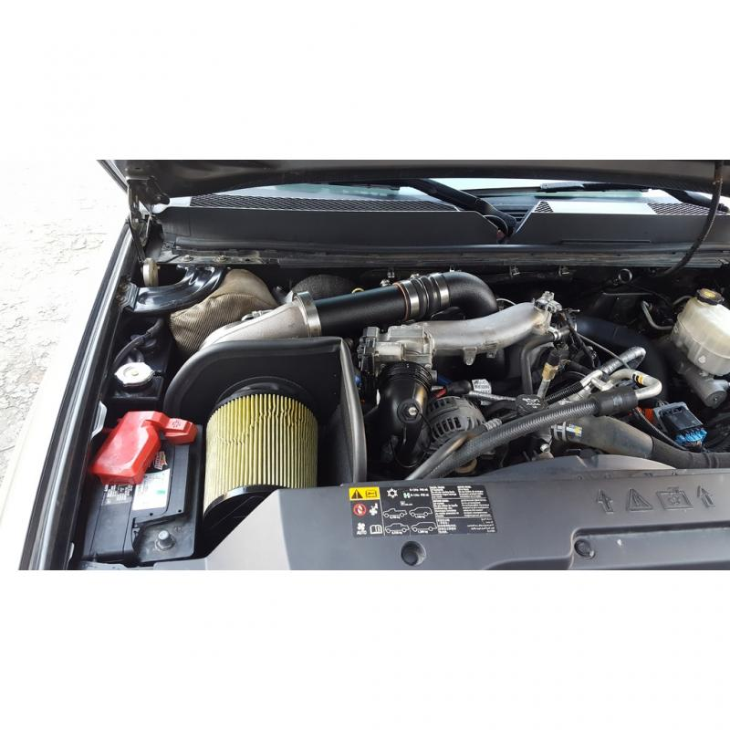 BD Diesel 1046603 BD Duramax Compound S475 Add-A-Turbo Kit - Chevy 2011-2016 LML GMC Sierra 2015-2016 6.6L V8