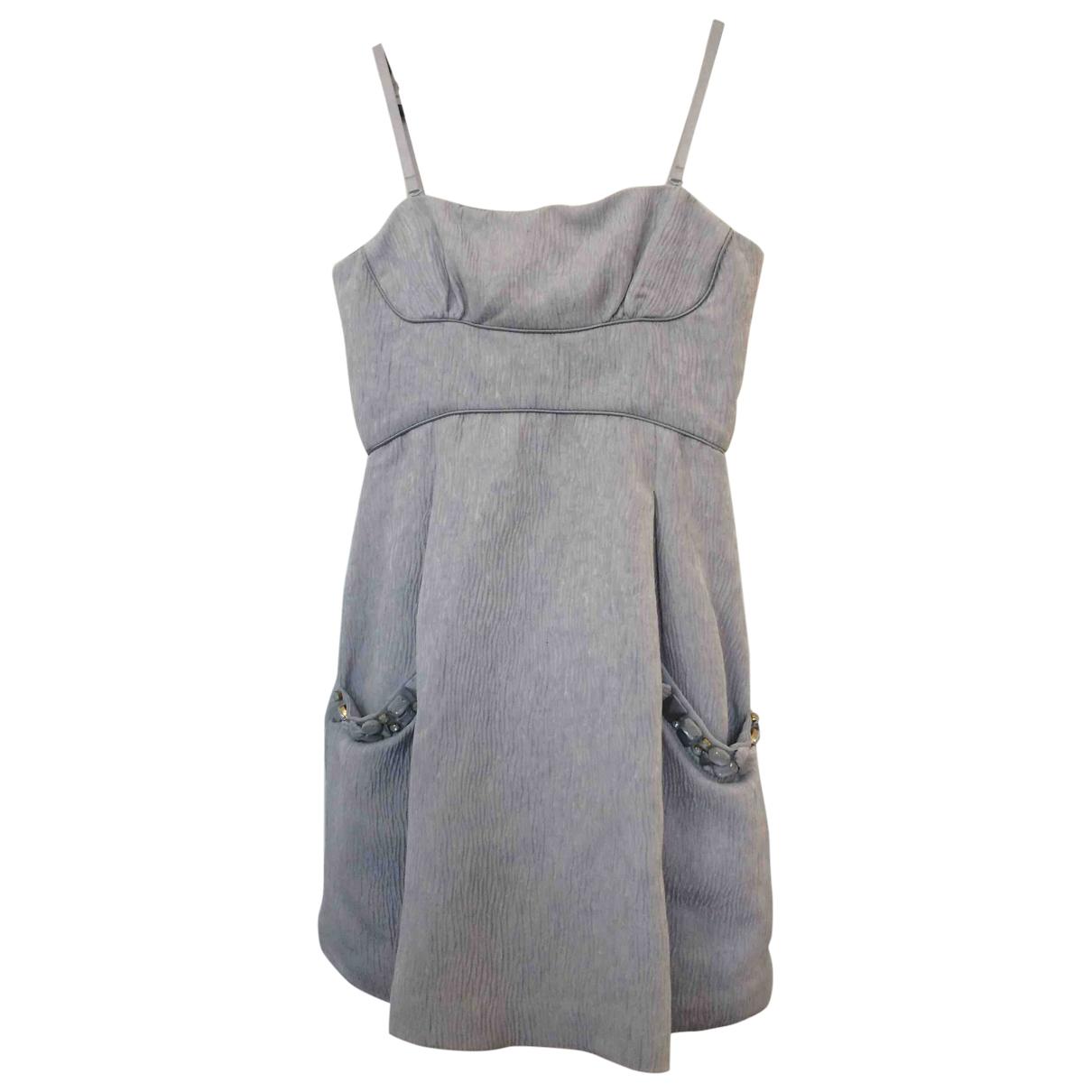 Bcbg Max Azria \N Grey dress for Women 6 US