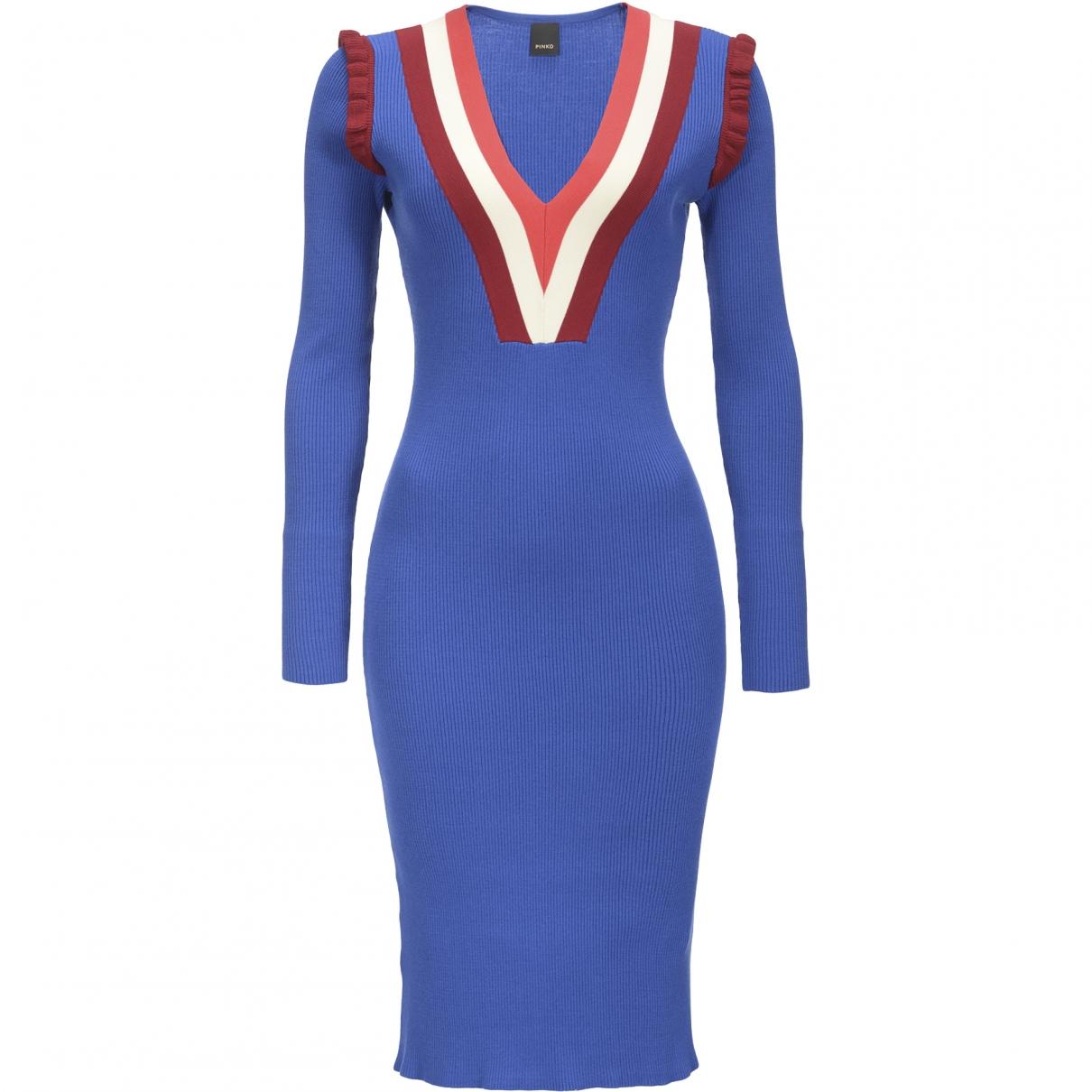 Pinko \N Blue dress for Women 40 IT
