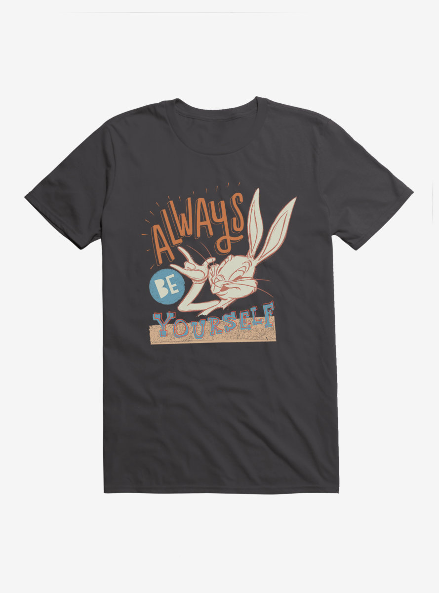 Looney Tunes Bugs Bunny Be Yourself T-Shirt