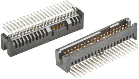 Samtec , TFML, 20 Way, 2 Row, Right Angle PCB Header