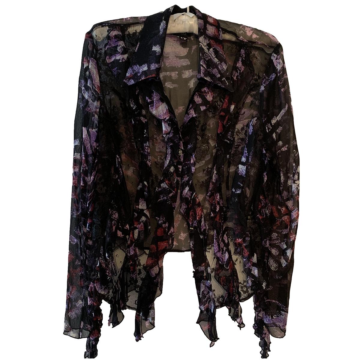 Versace Jeans \N Top in  Bunt Synthetik