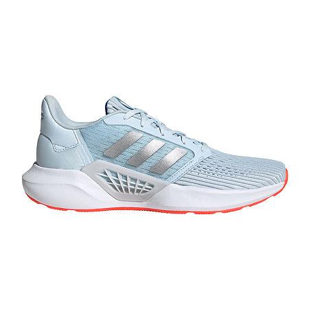 adidas Ventice Womens Running Shoes, 10 Medium, Blue