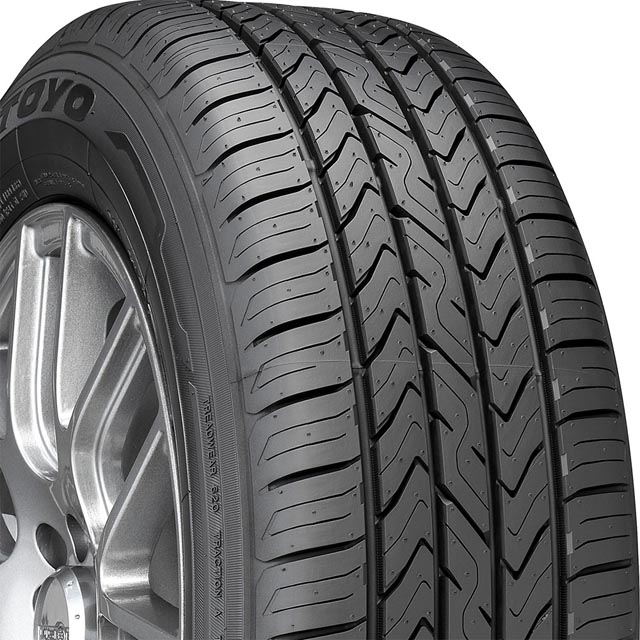 Toyo 147910 Tire Extensa A/S II Tire 185/60 R16 86H SL BSW