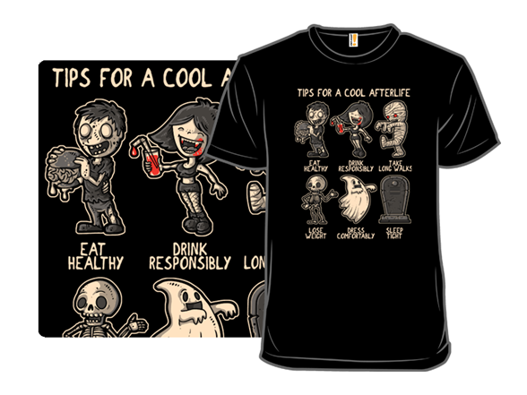 Cool Afterlife T Shirt
