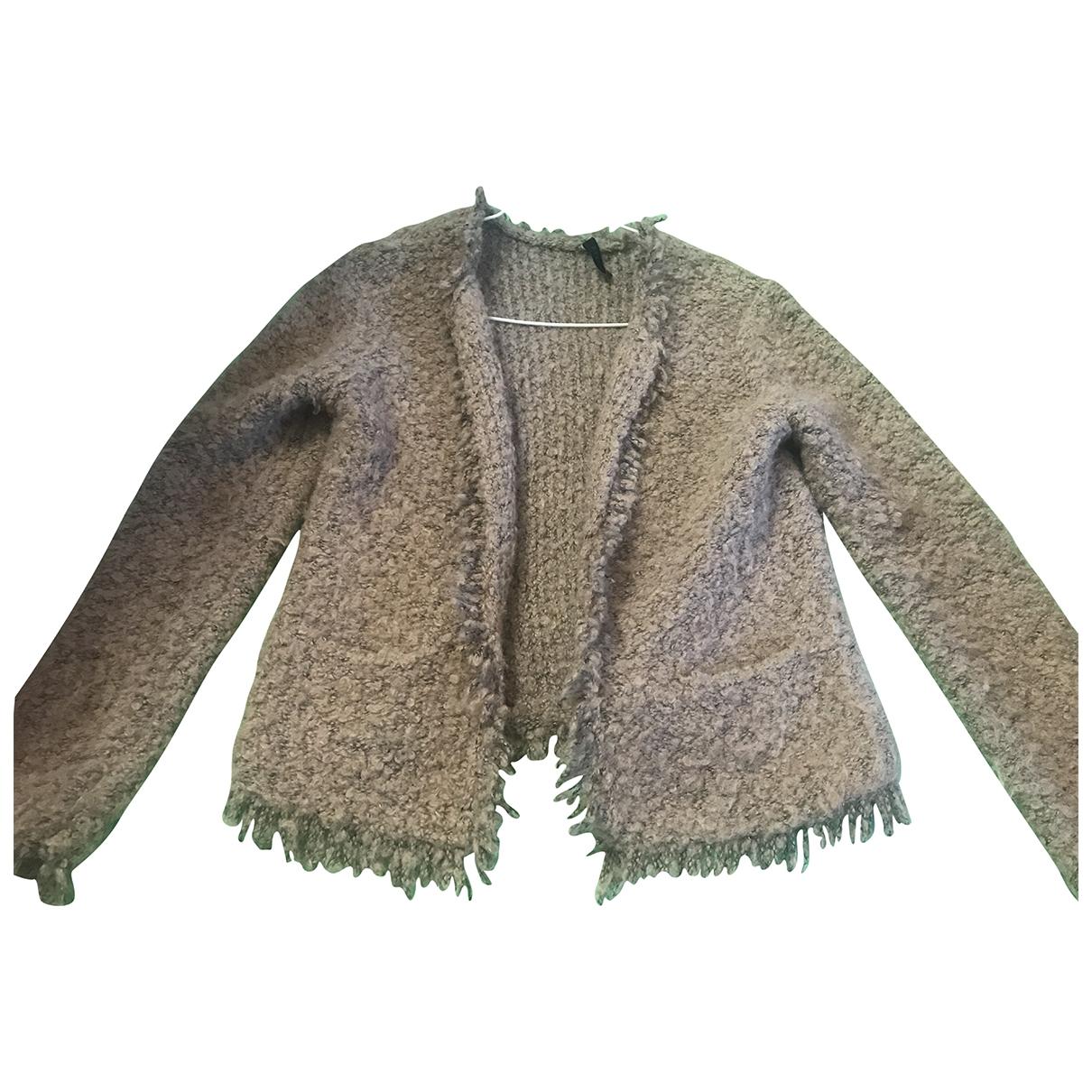 Dorothee Schumacher - Veste   pour femme en laine - multicolore
