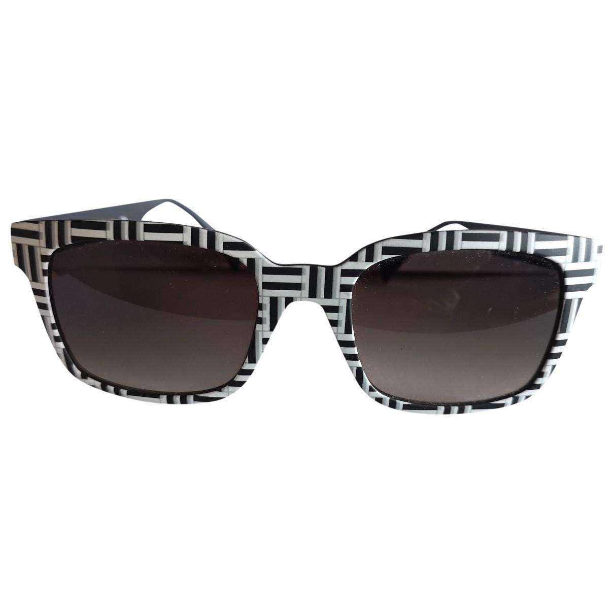 Italia Independent \N White Sunglasses for Men \N