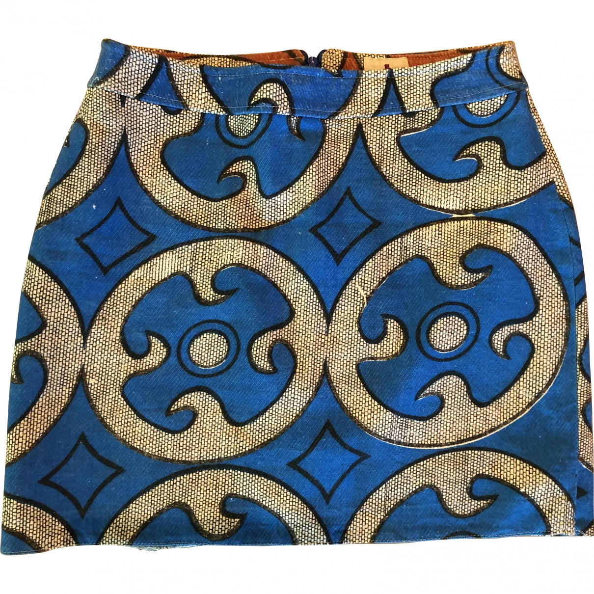 Lemlem \N Blue Cotton skirt for Women S International