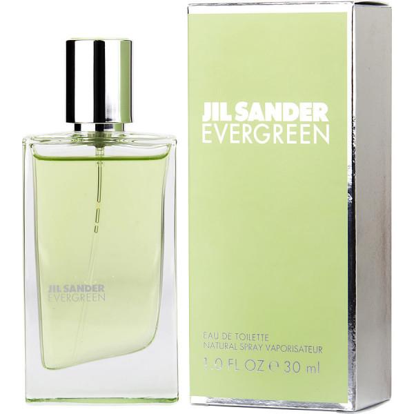 Evergreen - Jil Sander Eau de Toilette Spray 30 ml