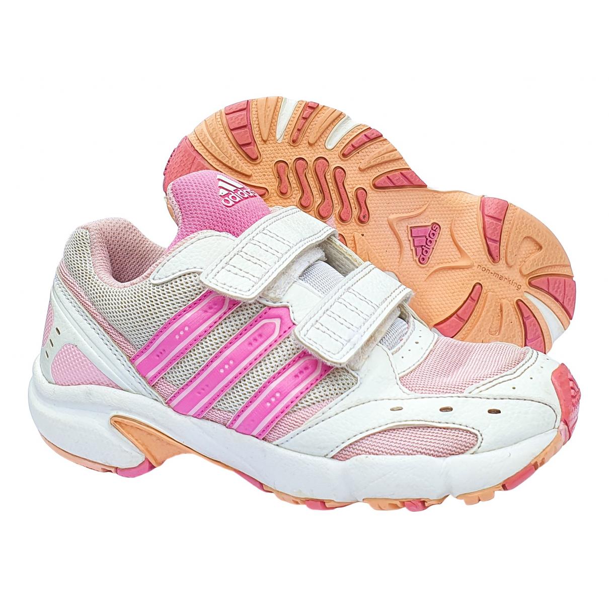 Adidas \N Sneakers in  Weiss Kunststoff