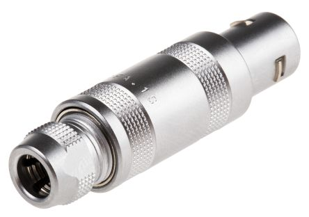 Lemo Connector, 2 contacts Cable Mount Plug, Solder IP50