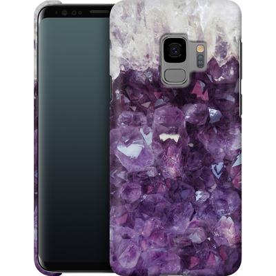 Samsung Galaxy S9 Smartphone Huelle - Bold Ametista von Emanuela Carratoni