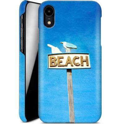 Apple iPhone XR Smartphone Huelle - Beach von Joy StClaire