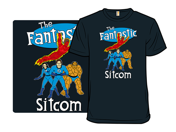 The Fantastic Sitcom T Shirt