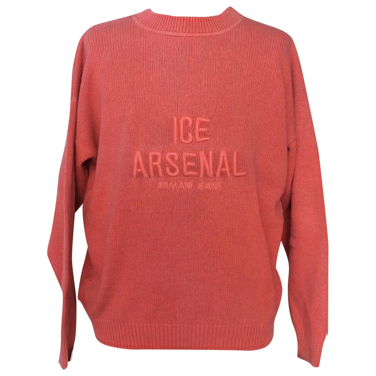 Armani Jeans \N Pullover.Westen.Sweatshirts  in Wolle