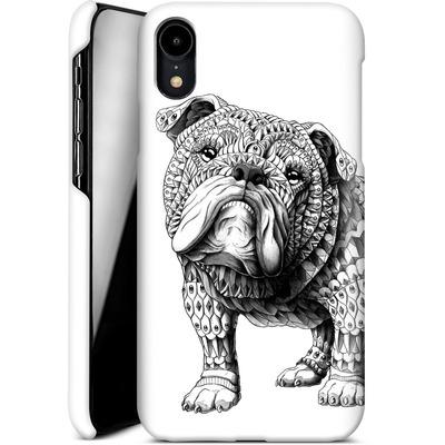 Apple iPhone XR Smartphone Huelle - English Bulldog von BIOWORKZ