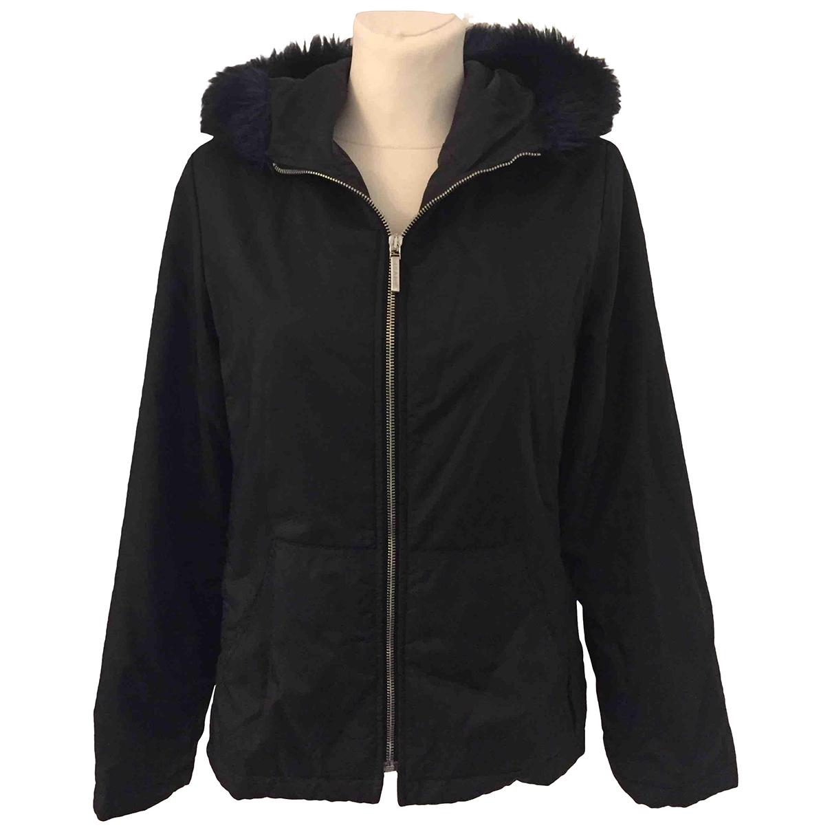 Moschino Love \N Black jacket for Women 44 IT