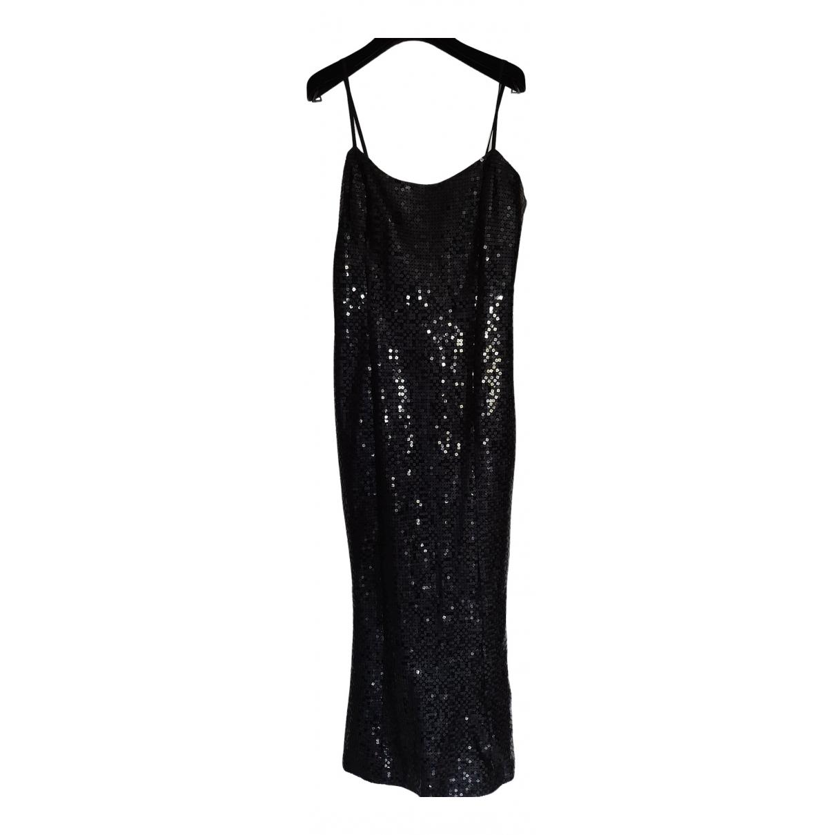 Chanel \N Black Glitter dress for Women 40 FR