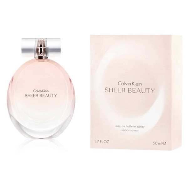 Sheer Beauty - Calvin Klein Eau de Toilette Spray 50 ML