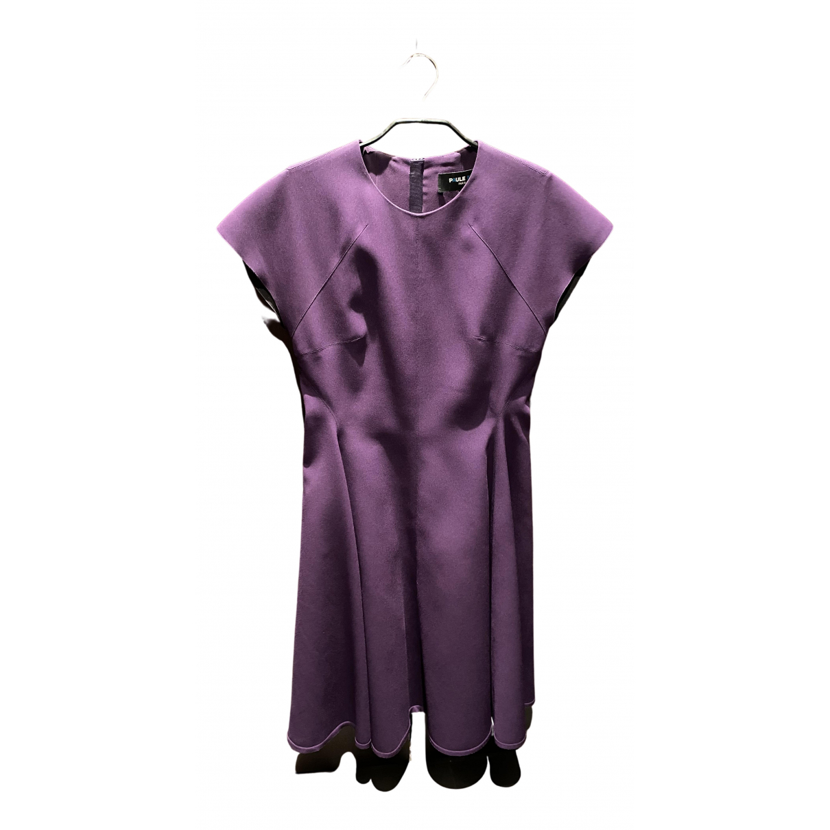 Paule Ka N Purple dress for Women 38 FR