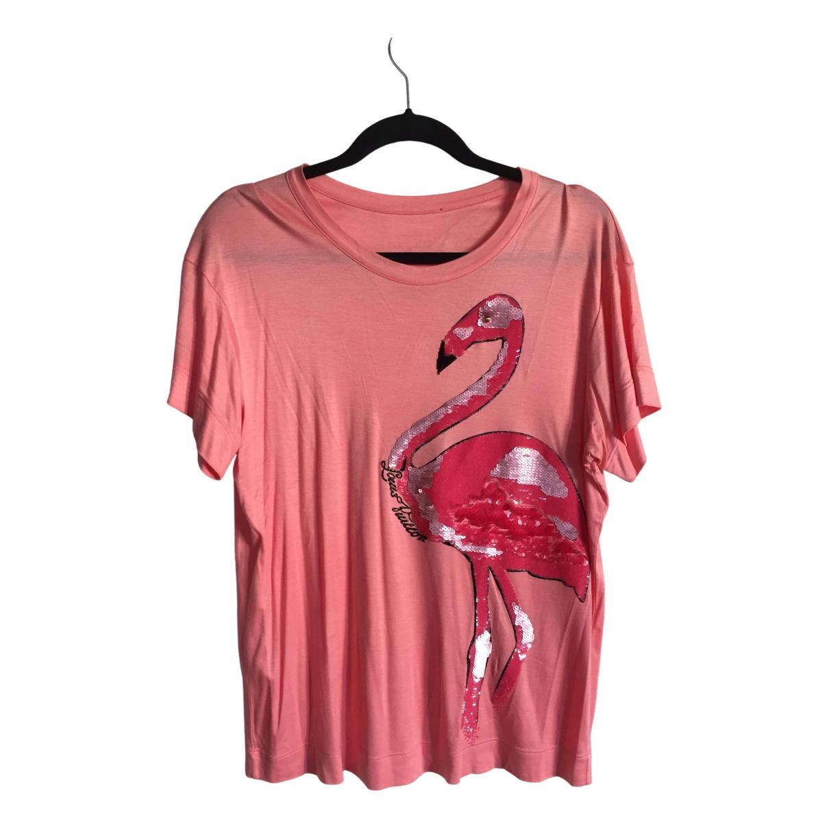 Louis Vuitton N Pink Glitter  top for Women 40 FR