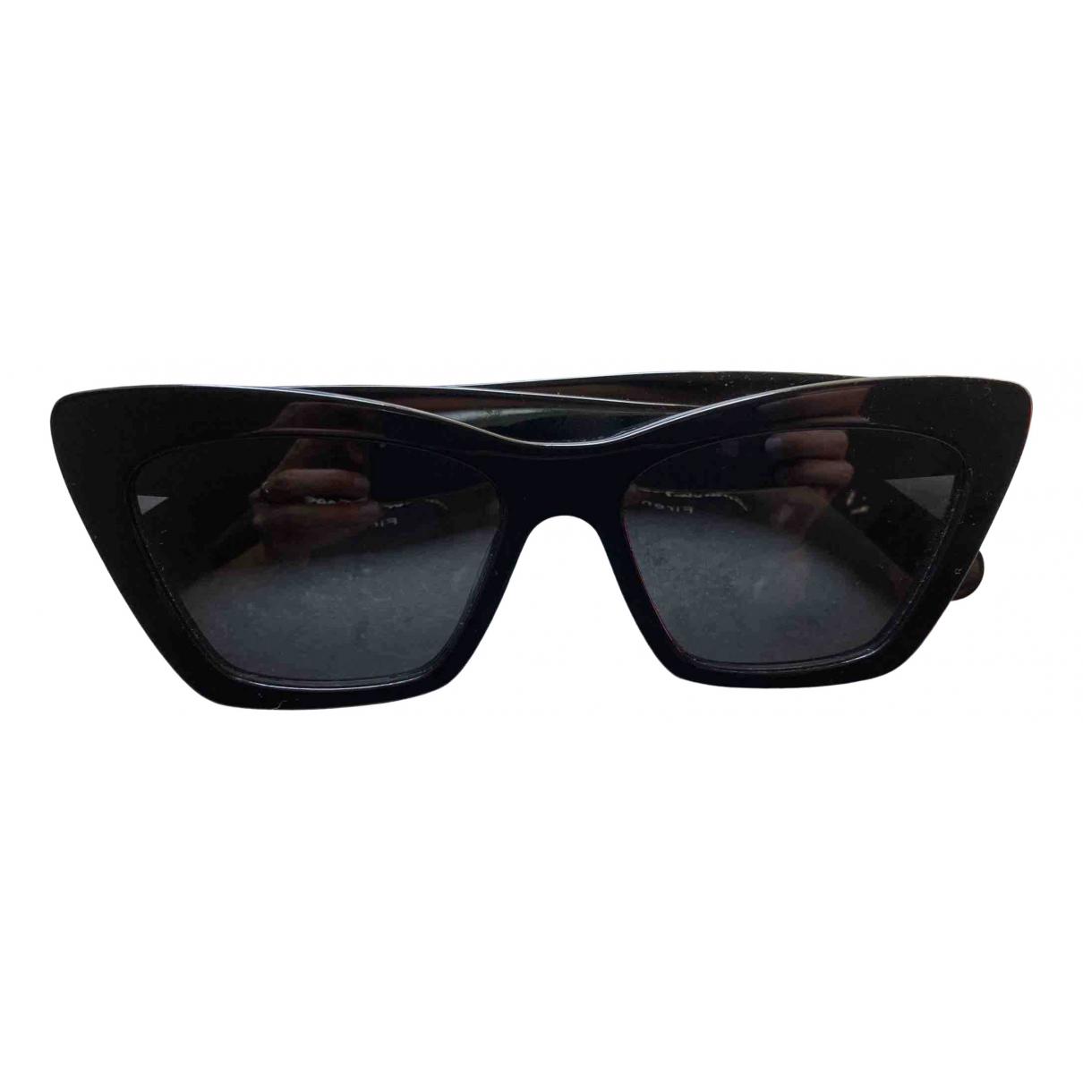 Salvatore Ferragamo \N Black Sunglasses for Women \N