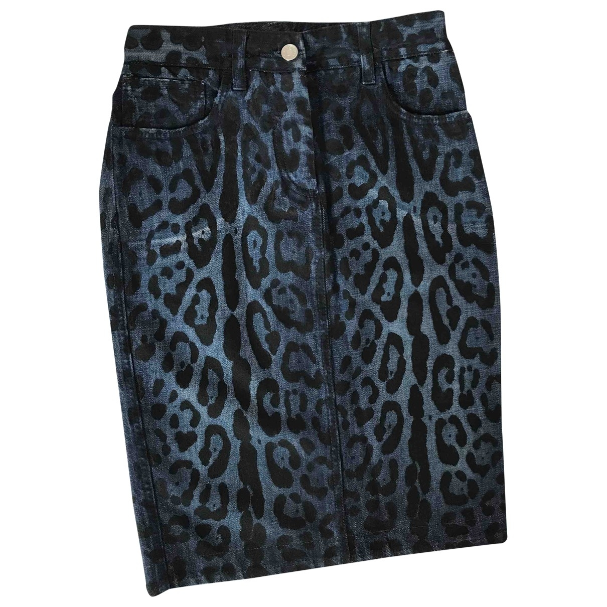 Dolce & Gabbana \N Rocke in Denim - Jeans
