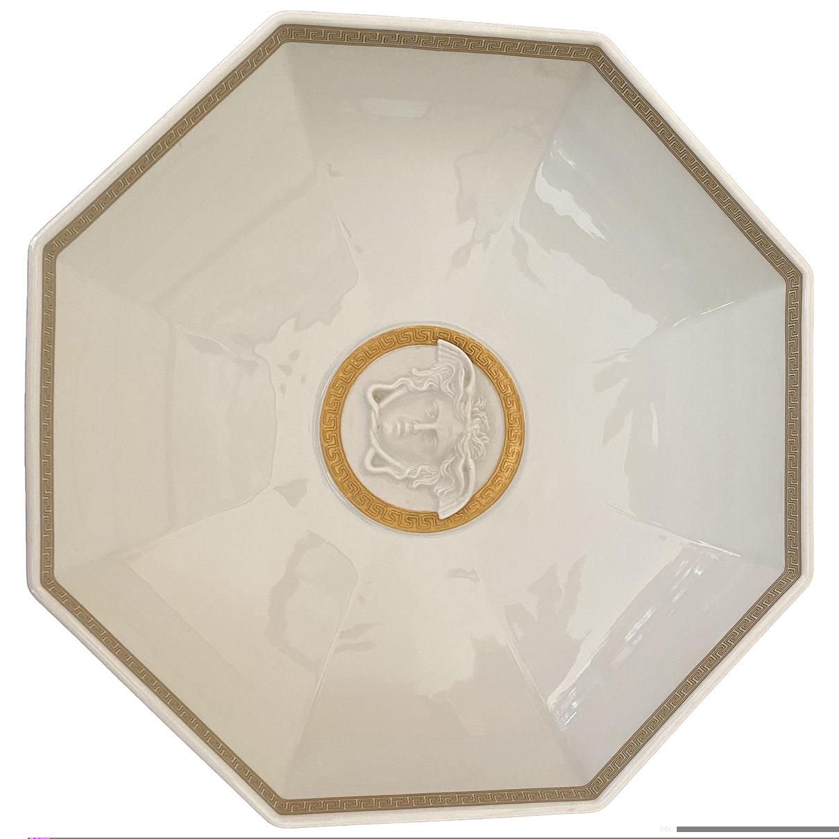 Versace - Objets & Deco   pour lifestyle en porcelaine - blanc
