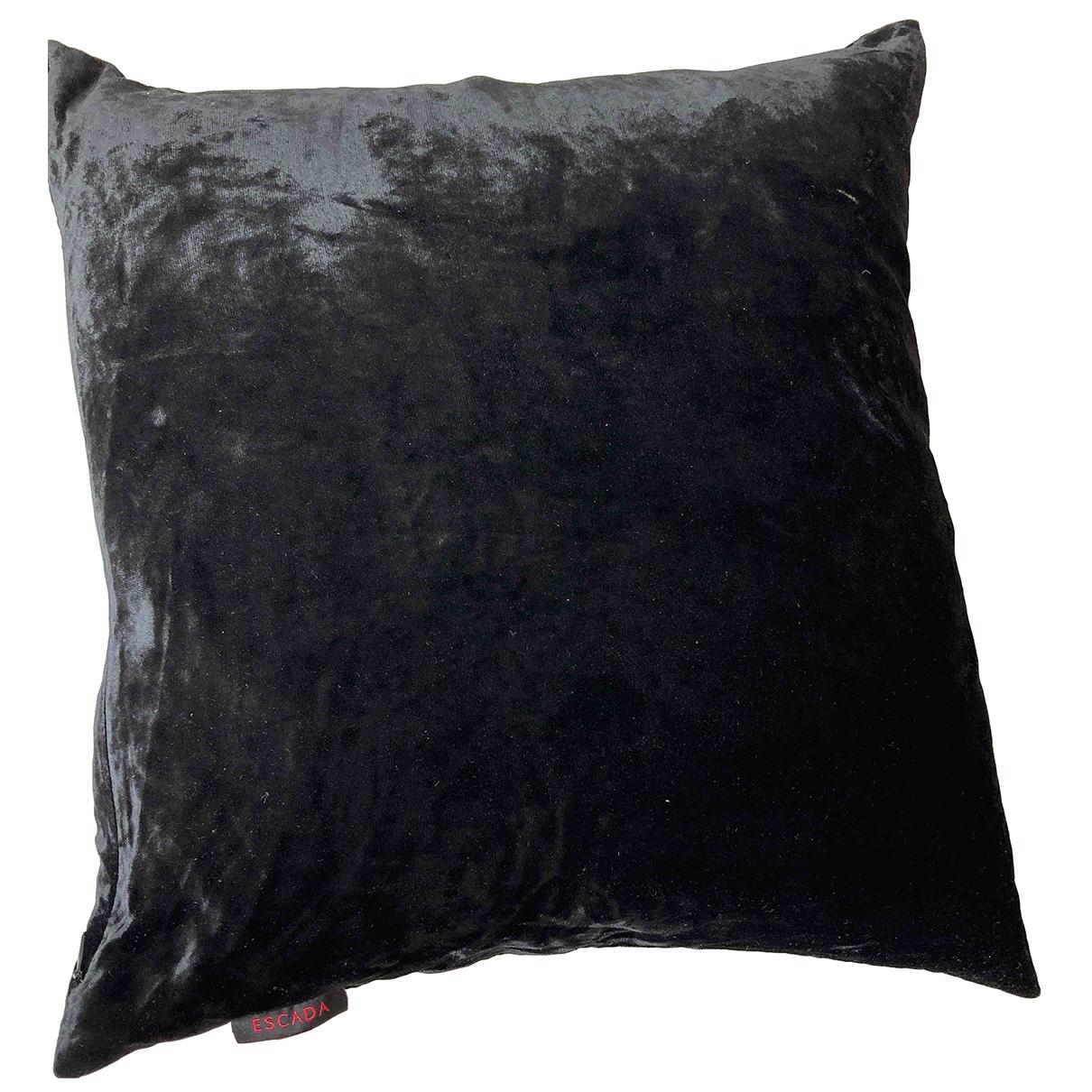 Escada - Linge de maison   pour lifestyle en coton - noir