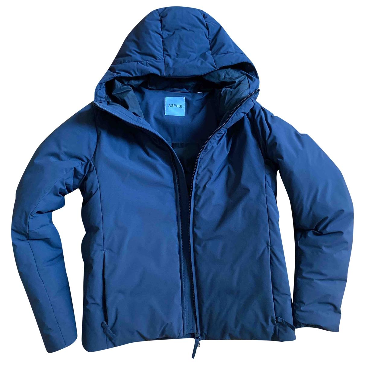 Aspesi \N Blue jacket for Women S International