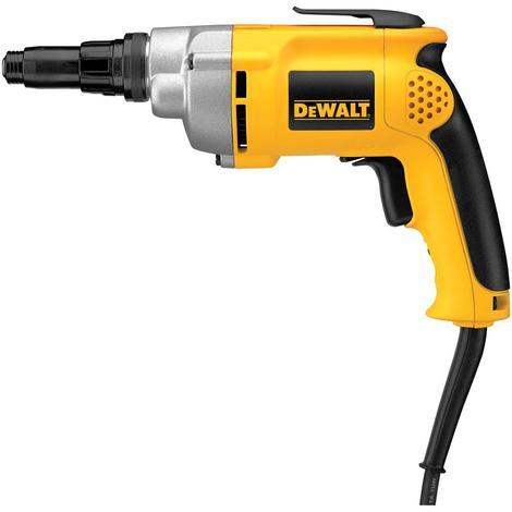 DeWalt 6.5-Amp 1/4-in Keyless Corded Drills