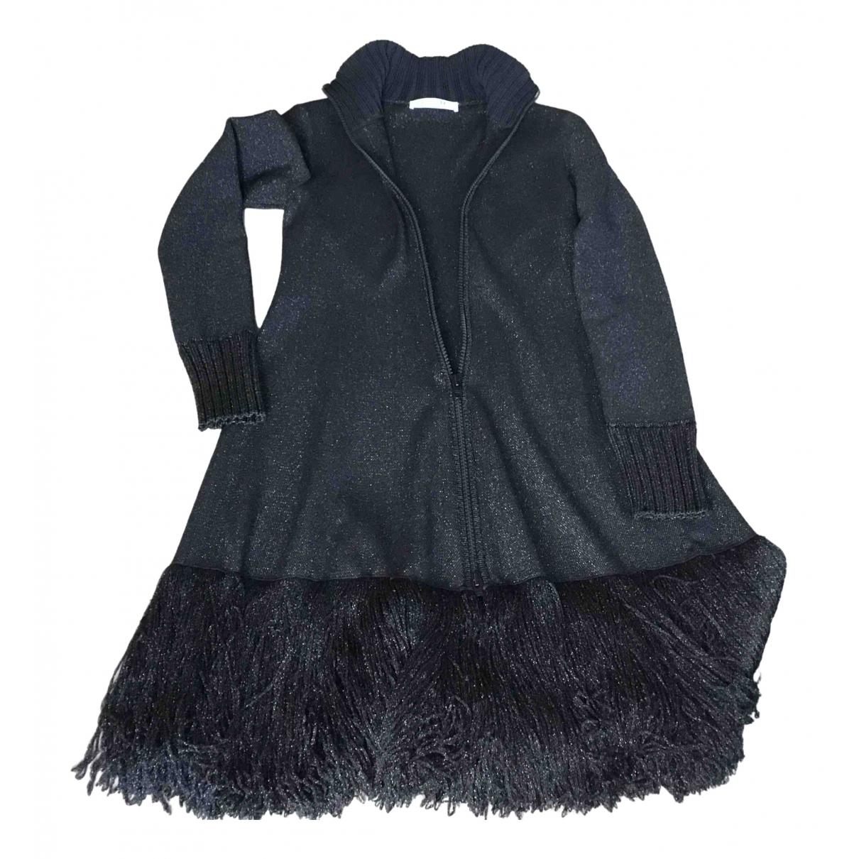 Dior \N Jacke in  Schwarz Mit Pailletten