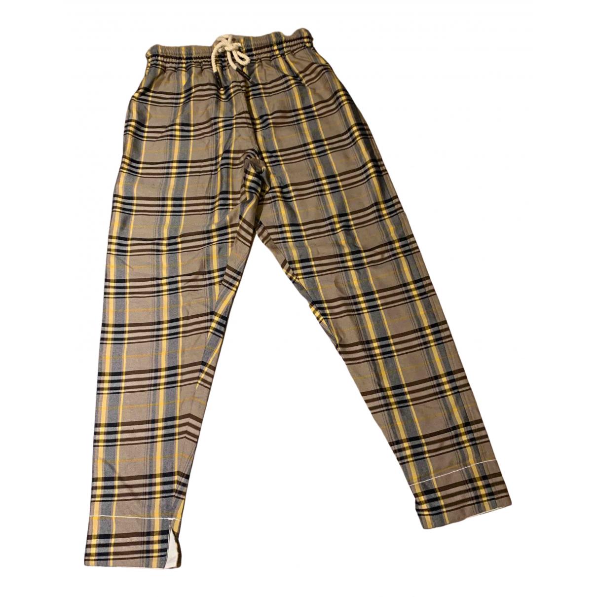 Pantalon de traje Bassike