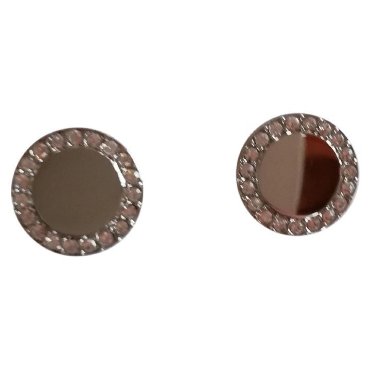 Fossil - Boucles doreilles   pour femme en argent - argente