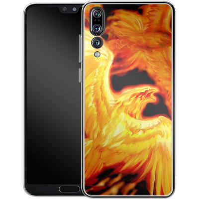 Huawei P20 Pro Silikon Handyhuelle - Ruth Thompson - Phoenix Dawn von TATE and CO