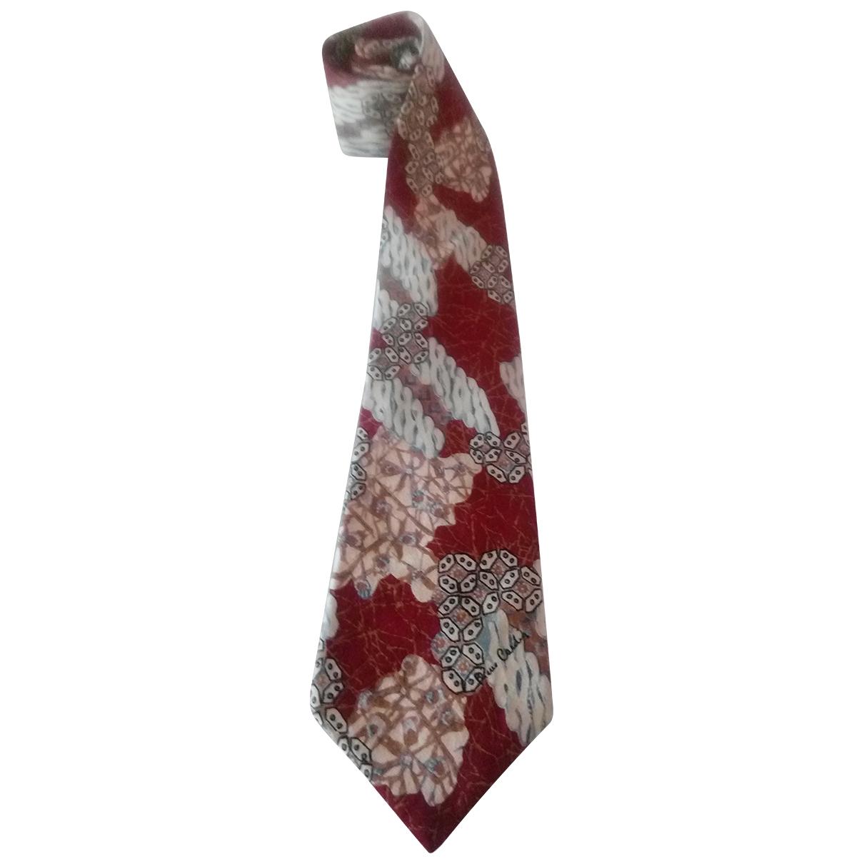 Pierre Cardin - Cravates   pour homme en soie - multicolore