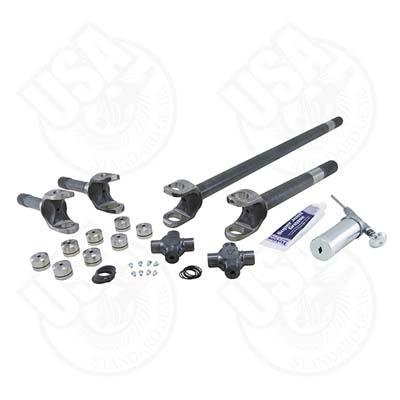 GM Replacement Axle Kit 69-80 GM Truck and Blazer Dana 44 W/Super Joints 4340 Chrome Moly USA Standard Gear ZA W24152