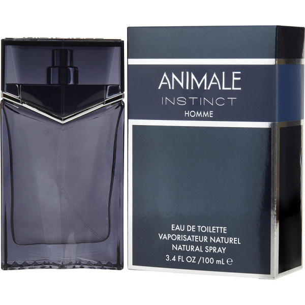 Animale Instinct - Animale Eau de Toilette Spray 100 ML