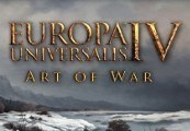 Europa Universalis IV - Art of War Expansion Steam CD Key