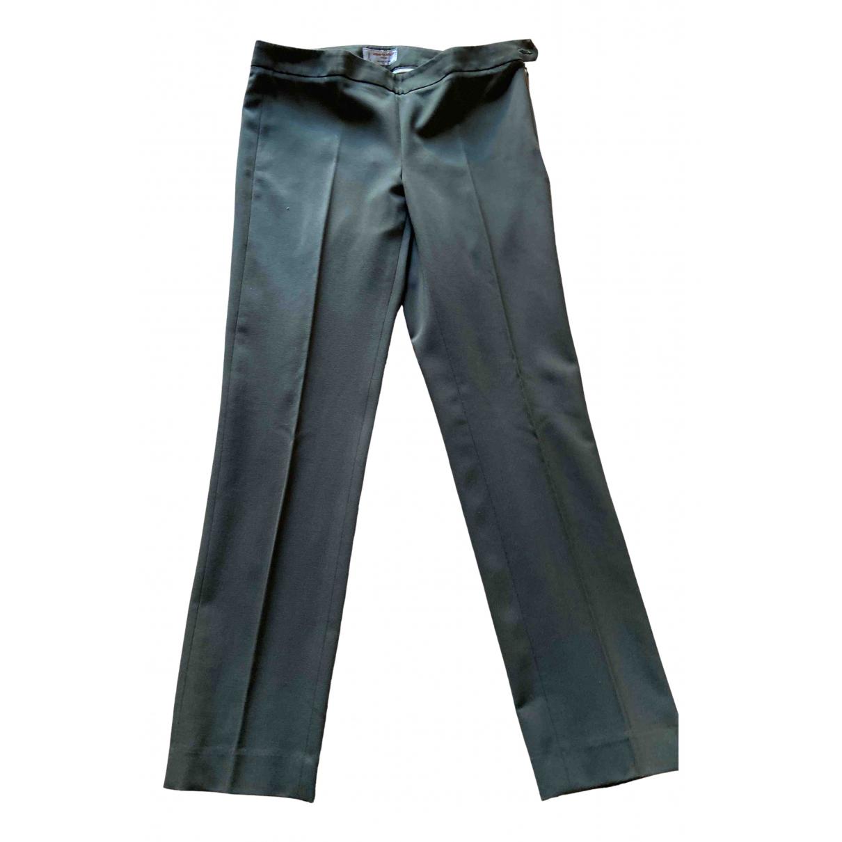 Pantalon zanahoria de Lana Alberto Biani
