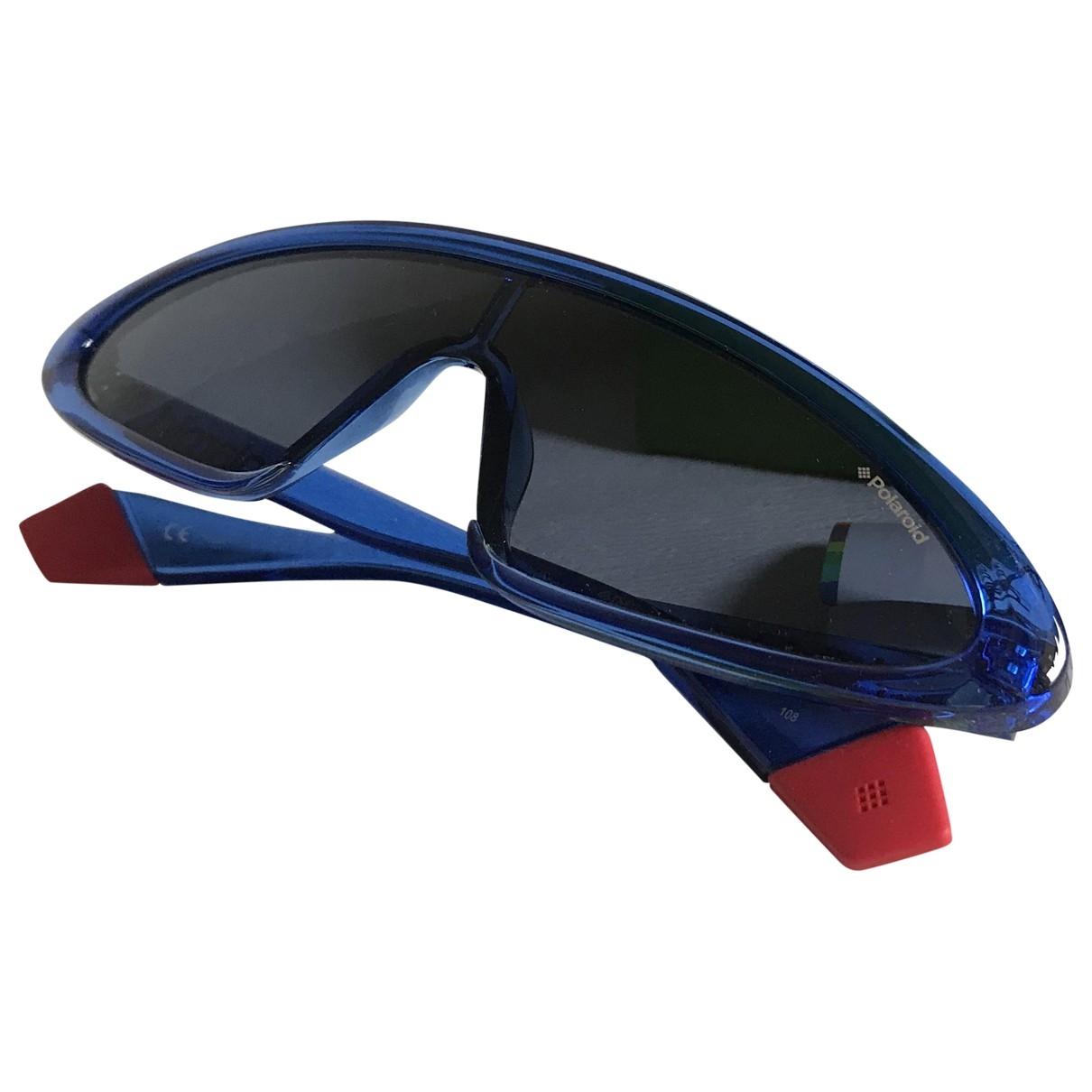 Polaroid \N Blue Sunglasses for Men \N