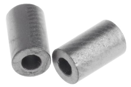 Fair-Rite Ferrite Ring Bead, For: Suppression Components, 3.55 x 1.65 x 5.95mm (25)