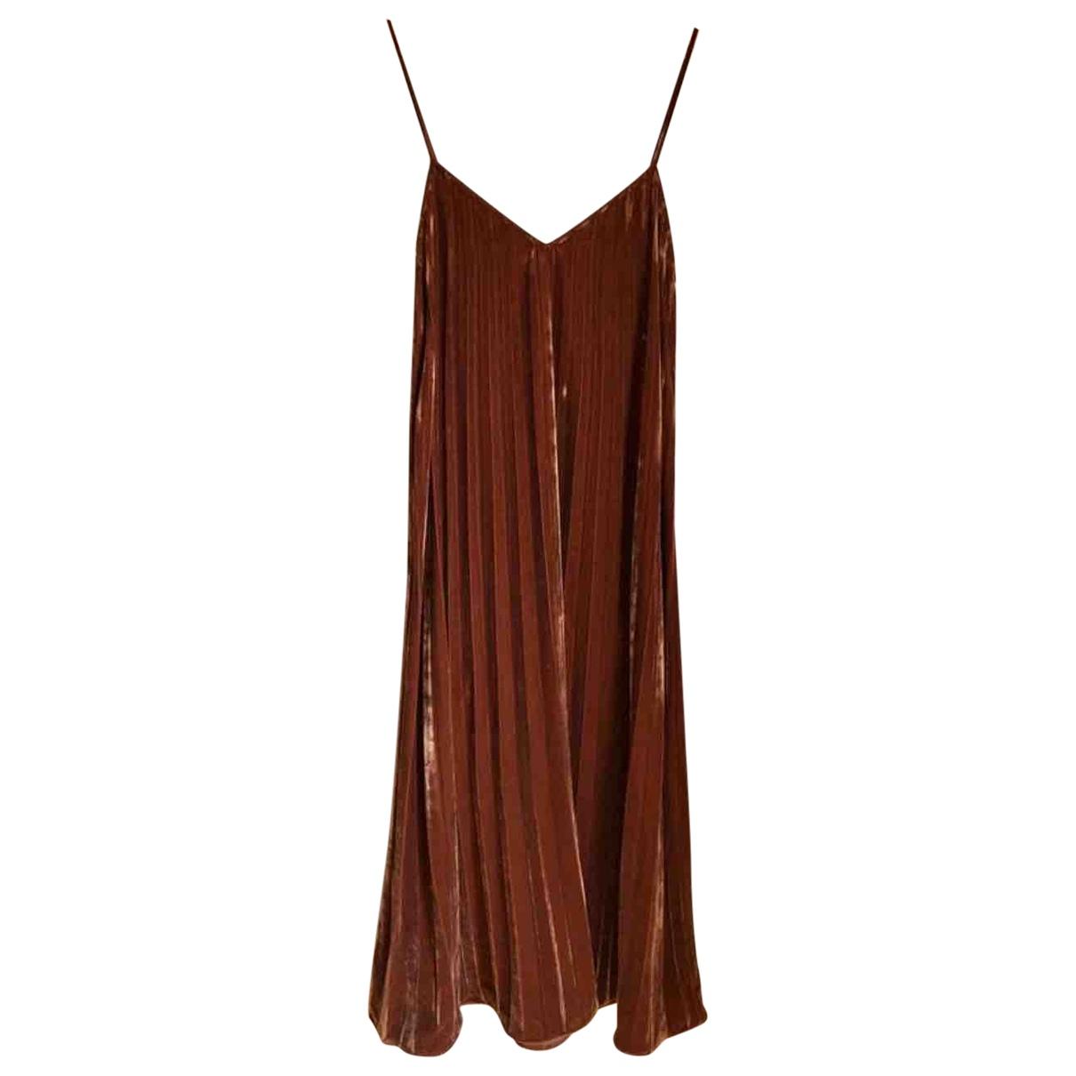Mes Demoiselles ... \N Pink dress for Women 40 FR