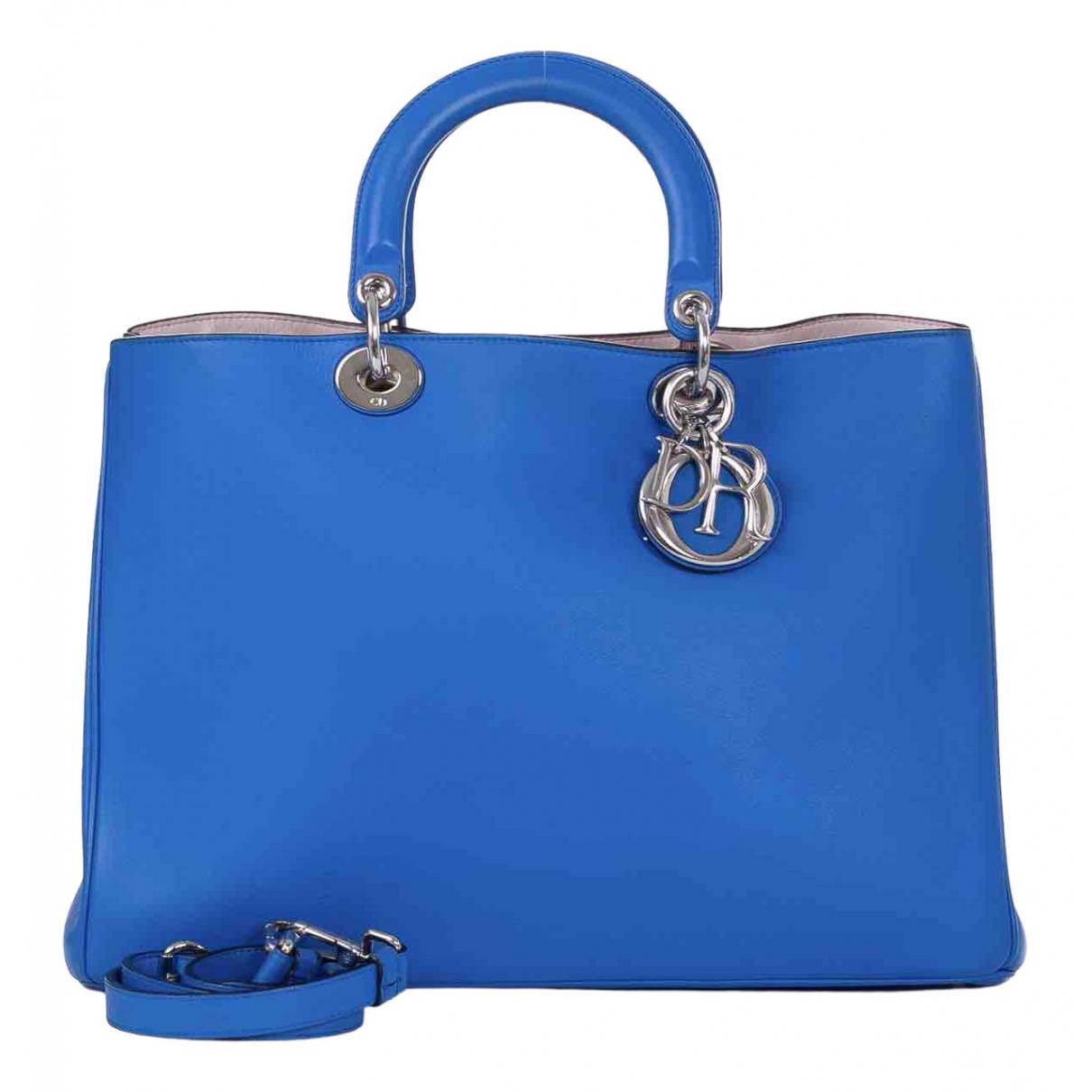 Dior \N Handtasche in  Bunt Leder