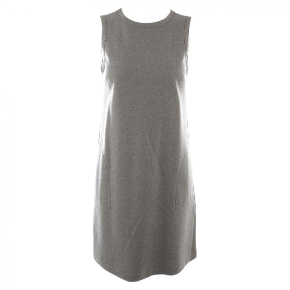 Brunello Cucinelli \N Green Wool dress for Women S International